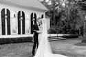 فستان زفاف هايلي بيبر من تصميم فيرجيل أبوه