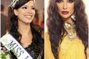 نادين نسيب نجيم ملكة جمال لبنان عام 2004 واليوم
