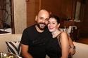 صورة غادة عبد الرازق مع المنتج بندق التي أثارت جدلاً