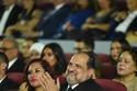 خالد صالح وزوجته في مهرجان الجونة