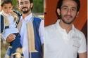 أحمد حلمي مع شبيهه