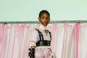 فستان ريفي بتصميم كشكشة من  Gucci