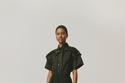 أزياء رسمية باللون الأسود من مجموعة Palmer Harding لخريف 2021