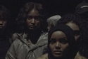 عارضة أزياء سودانية محجبة في أسبوع نيويورك للموضة