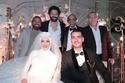 كريم محمود عبدالعزيز بحفل زفاف ابنة الفنان سليمان عيد