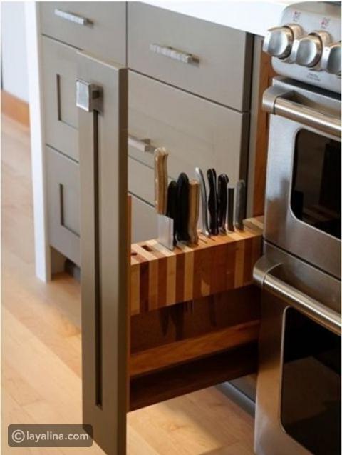 دولاب المطبخ أشكال وتقسيمات جديدة للتخزين تعرف عليها ليالينا