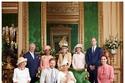 الصورة الرسمية لحفل تعميد آرتشي ابن الأمير هاري