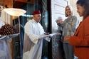 من استقبال إيفانكا ترامب في المغرب