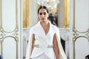 أول عارضة أزياء سعودية تشارك في سبوع الموضة بباريس