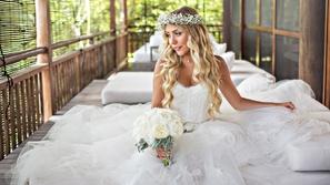 تسريحات شعر طويل لعروس 2018