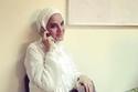 شيماء سعيد تعتزل الفن وترتدي الحجاب