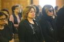 صور: انهيار الفنانين في جنازة المخرج الراحل سمير سيف