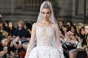 فستان زفاف جورج حبيقة هوت كوتور خريف وشتاء 2016-2017
