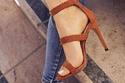 أحذية صيفية كعب عالي مميزة