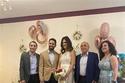 حفل خطوبة حفيد عمر الحريري