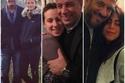 صور مشاهير مع عائلاتهم المحجوبة عن الإعلام: بعضهم أبناء من الزيجات الأولى لا يعرفهم الجمهور
