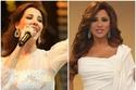 صور الفساتين البيضاء خيار أساسي لدى نجوى كرم ونانسي عجرم في حفلات الصيف، أيها يعجبكم ذوقها أكثر؟