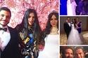 صور وفيديو زفاف المخرج كريم السبكي وشهد رمزي تجتاح انستقرام وإطلالات ساحرة للنجوم