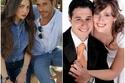 """أحمد السعدني ومي عز الدين في مسلسل """"وعد"""" وزوجته الحقيقية"""