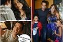 """عمرو سعد وسهر الصايغ في مسلسل """"يونس ولد فضة"""" وزوجة عمرو سعد الحقيقية"""