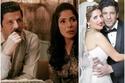 """إياد نصار ومنى زكي في مسلسل """"أفراح القبة"""" وشيماء زوجة إياد الحقيقية"""