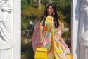 اكتشفي سعر إطلالات لجين عمران الصيفية مبهجة الألوان التي خطفت الأنظار