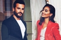 جلسة تصوير رومانسية لنور الغندور ومهند الحمدي