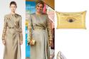 تفاصيل أزياء الملكة ماكسيما