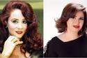 الهام شاهين وسحر رامي 58 سنة