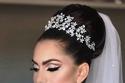 اكسسوارات شعر عروس 2017