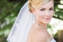 مكياج عروس وردي راقي لحفلات زفاف شهر أكتوبر