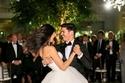 فساتين زفاف متعددة الطبقات بسيط منفوش