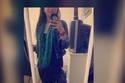 بالصور استوحي أزياء طفلتك من أناقة بنات أحمد زاهر