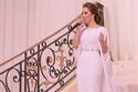بلقيس فتحي بفستان أبيض من تصميم كمال زغيب