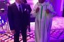 كاظم الساهر من حفل زفاف ابنه عمر