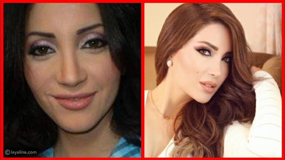 نسرين طافش تتألق في مهرجان كان: هذه صورها قبل وبعد عمليات التجميل