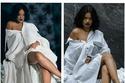 شبيهة ريهانا هي عارضة الأزياء الهندية رينيه كوجور