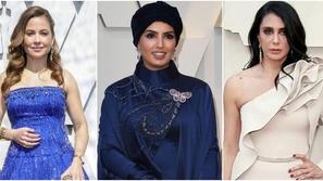ريا أبي راشد وفاطمة الرميحي ونادين لبكي: 3 جميلات عربيات بحفل Oscars