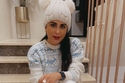 صدمت زارا البلوشي الجهور بإعلان انفصالها عن زوجها