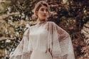 موديلات فساتين زفاف بموضة الكاب