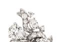 مجموعة المجوهرات الراقية من Diorتفاصيل جمالية وزخرفية