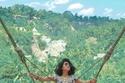 بثينة الرئيسي من إجازتها في بالي