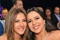صور تظهر فستان دنيا سمير غانم بالكامل في حفل زفاف إيمي وتبرز مدى روعته