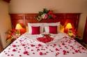 أفكار لتزيين غرفة النوم في عيد الحب