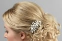 عروس صيف 2018: زيّني شعرك بأطواق من حجر الكريستال
