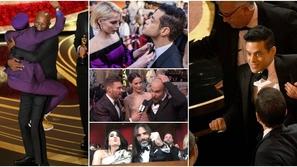 شاهدوا أطرف وأغرب اللقطات من حفل Oscars 2019.. بعضها لم تعرضه الشاشات!