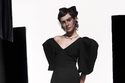 فستان بسيط أسود من AZ Factory