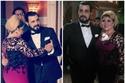 صور ملك قورة بفستان الزفاف بحضور مها أحمد ومجدي كامل