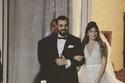 """ملك قورة بفستان الزفاف بحضور مها أحمد ومجدي كامل من فيلم """"سبع خطايا"""""""