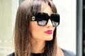 نظارات شمسية مربعة للنساء الأكثر تداولاً لصيف 2019
